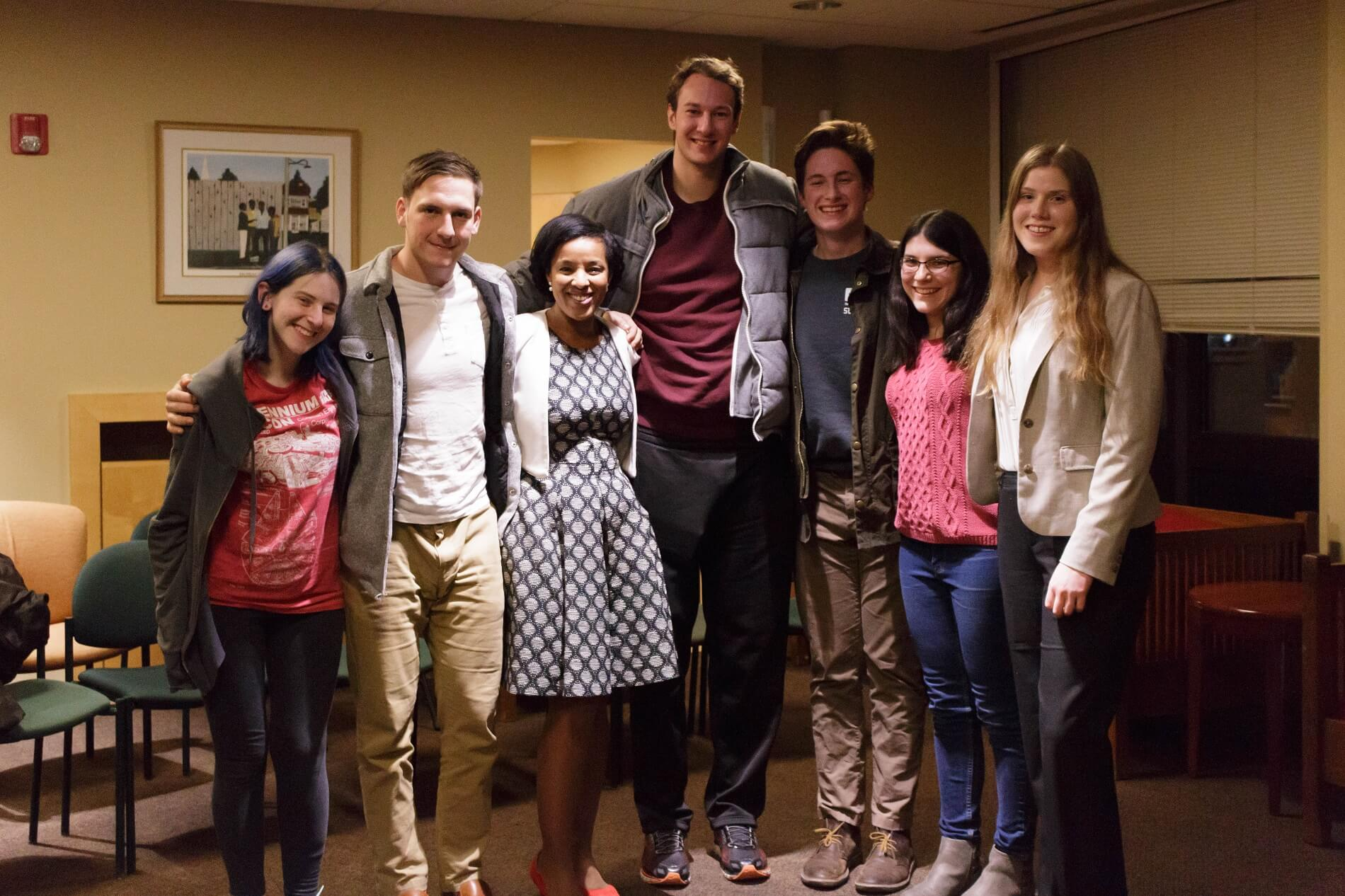 Greater Philly Hillel Network - Haverford Jewish Student Union